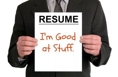 Can't find a job? Blame your Resume. - Stone and Associates ...